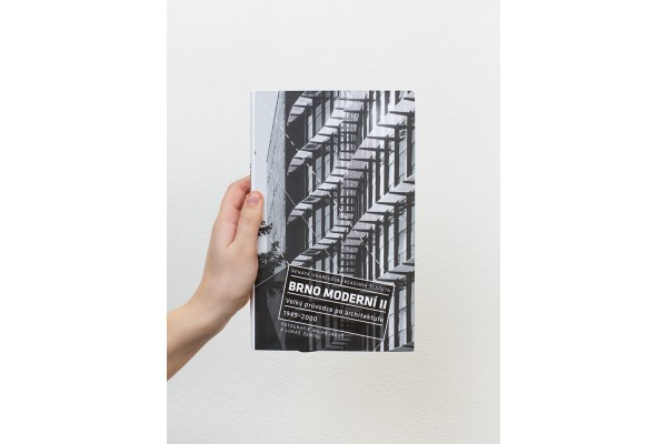 Brno moderní II / Velký průvodce po architektuře 1949 - 2000 – Vladimír Šlapeta, Renata Vrabelová