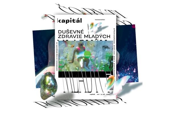 Kapitál # 01 / 2020 – Duševné zdravie mladých