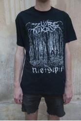 A2 – tričko Zvíře / šedý motiv / L