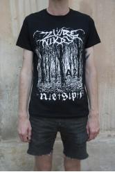 A2 – tričko Zvíře / šedý motiv / M