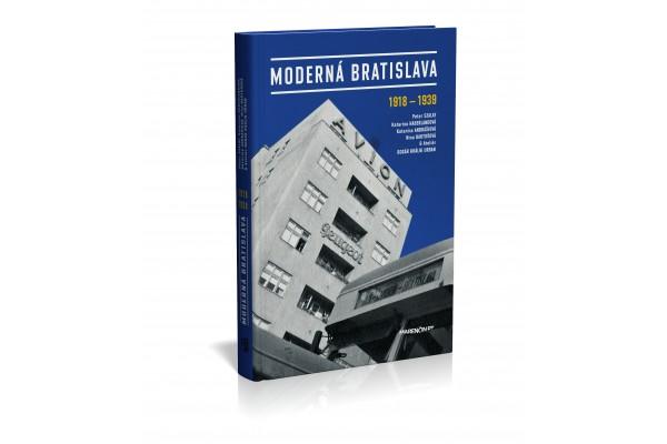 Moderná Bratislava – 1918-1939