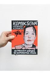 Komiksová učebnice komiksu / Od prvních nápadů po komiksovou knihu – Toy Box