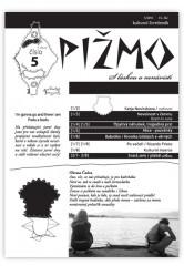 PIŽMO 5 – kulturní čtvrtletník