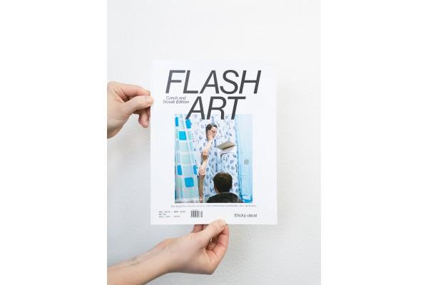 Flash Art Czech and Slovak edition No. 54 / Etický obrat