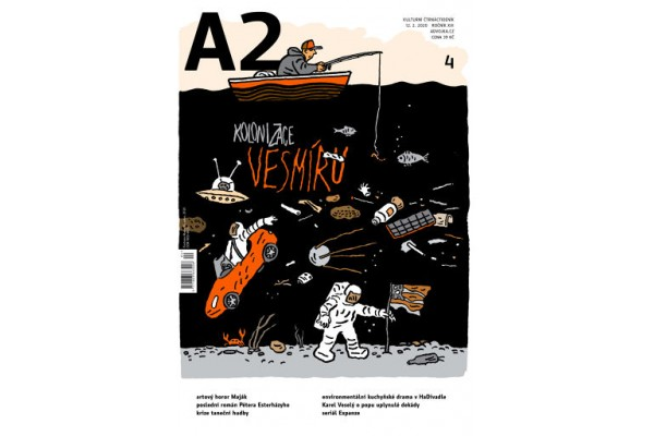 A2 – číslo 04 / 2020 Kolonizace vesmíru