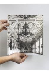 Španělský a Německý sál na Pražském hradě v 19. století – Jindřich Vybíral