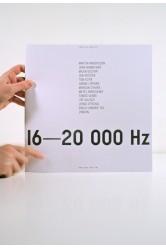 Katalog 16–20 000 Hz / Obraz / zvuk–hudba / čas