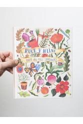 Ruce v hlíně / Kniha pro malé zahradníky – Kirsten Bradley