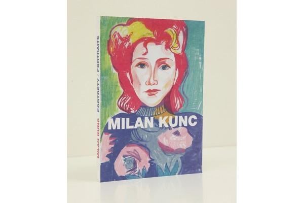 Milan Kunc – Portréty / Portraits / Alice Mžyková, Stephan von Wiese