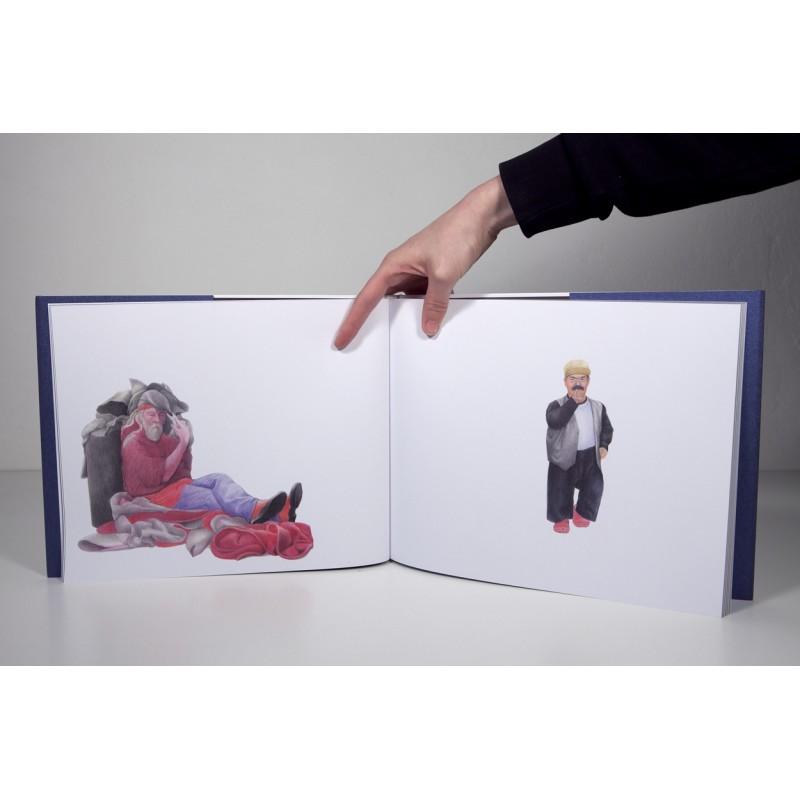 Petr Nikl – Divňáci z Ňjújorku - Knihkupectví ArtMap e3cd620703086