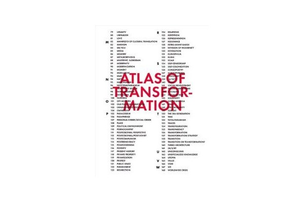 Atlas of Transformation