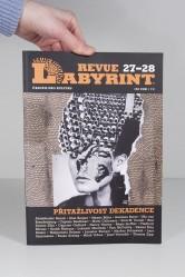 Revue Labyrint 27–28 / Přitažlivost dekadence