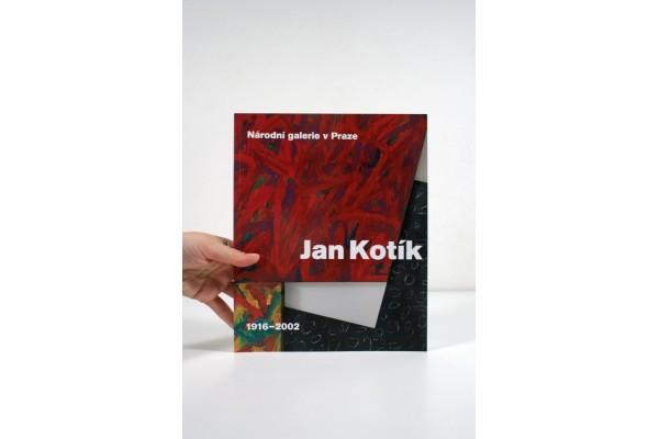 Jan Kotík 1916–2002
