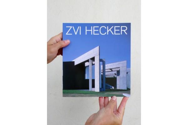 Zvi Hecker / katalog k výstavě