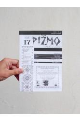 PIŽMO 17 - kulturní čtvrtletník