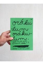 Jakub Kovařík – Orákulum (zelené)