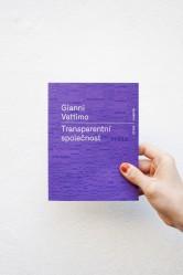 Gianni Vattimo – Transparentní společnost