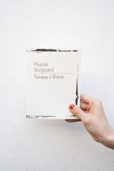 Pascal Quignard — Terasa v Římě