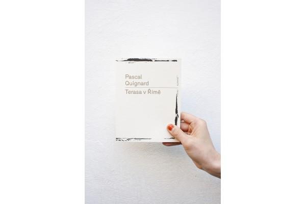 Pascal Quignard – Terasa v Římě