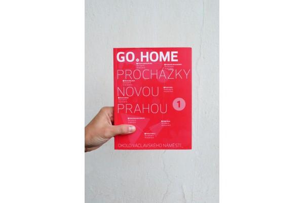 Go home – Procházky novou Prahou 1