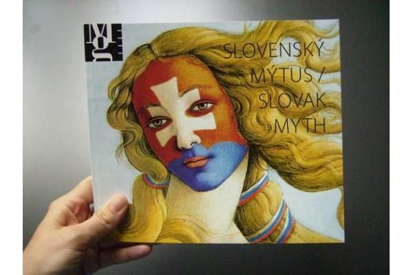 Slovenský mýtus / Obraz Slovenska v umění 20. století