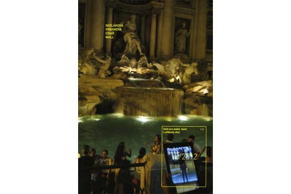Sešit pro umění, teorii a příbuzné zóny 12 / 2012
