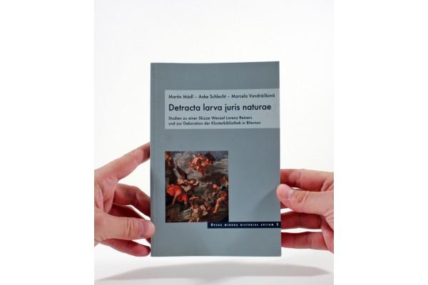 Detracta larva juris naturae / Studien zu einer Skizze Wenzel Lorenz Reiners und zur Dekoration der K
