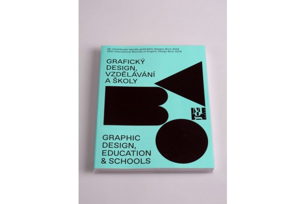 26. mezinárodní bienále grafického designu Brno 2014, MG – Foto Archiv MG