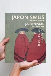 Japonismus v českém umění / Japonisme in Czech Art (průvodce výstavou / exhibition guide)
