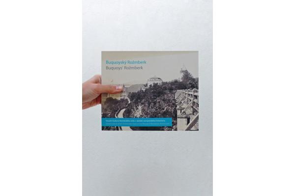 Buquoyský Rožmberk / Vizuální kultura šlechtického sídla v období romantického historismu
