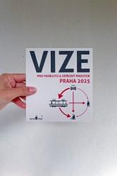 Vize pro mobilitu a veřejný prostor – Praha 2025
