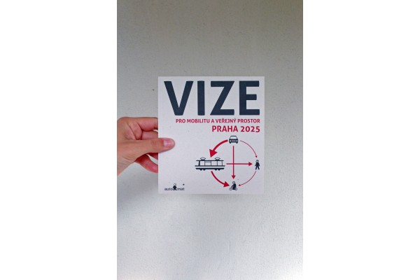 Vize pro mobilitu a veřejný prostor - Praha 2025