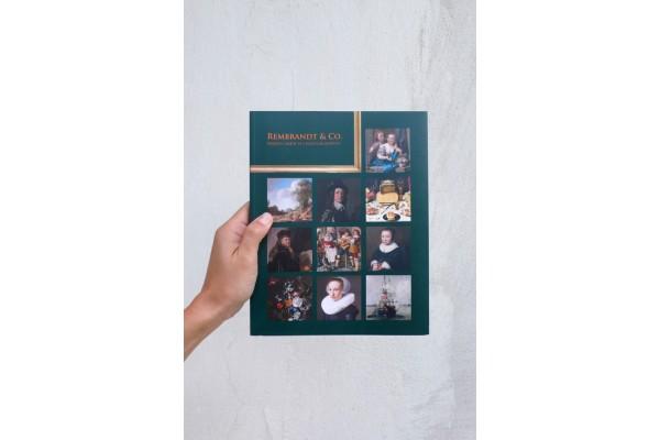 Rembrandt & Co. - Příběhy umění ve století blahobytu