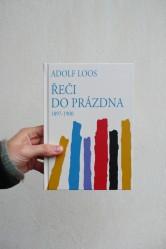 Adolf Loos – Řeči do prázdna