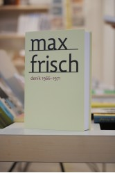 Max Frisch – Deník 1966–1971