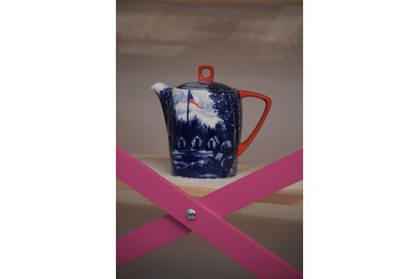 Konvice Kávová 1,2 l TETRA, Pionýrský tábor