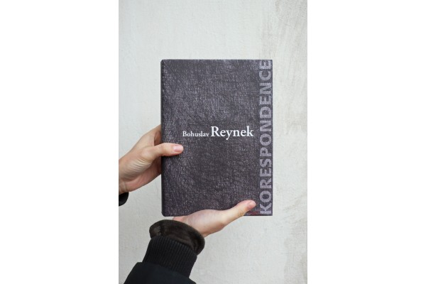 Bohuslav Reynek - Korespondence