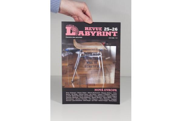 Labyrint revue 25–26 / Nová Evropa