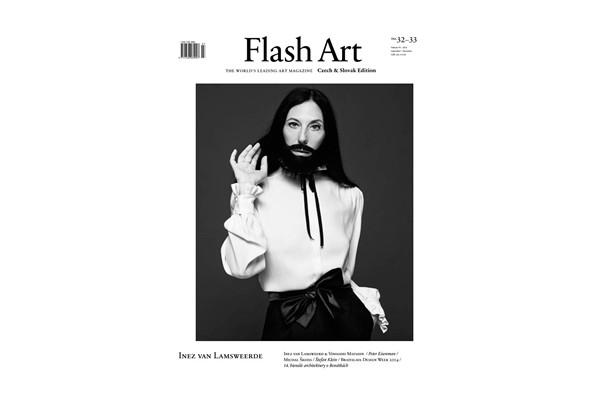 Flash Art Czech and Slovak Edition 32 – 33 / 2014