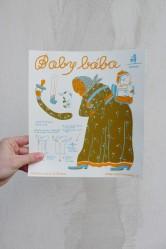 Vystřihovánka Baby bába – Napoli