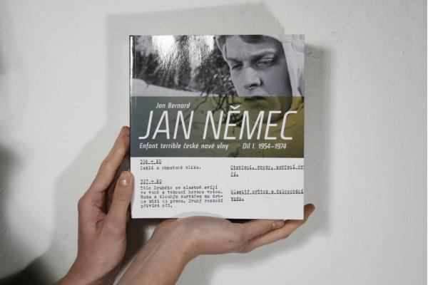 Jan Bernard: Jan Němec. Enfant terrible české nové vlny. Díl 1. 1954-1974