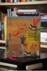 Putování žabáka Filemona - Jana Šramková