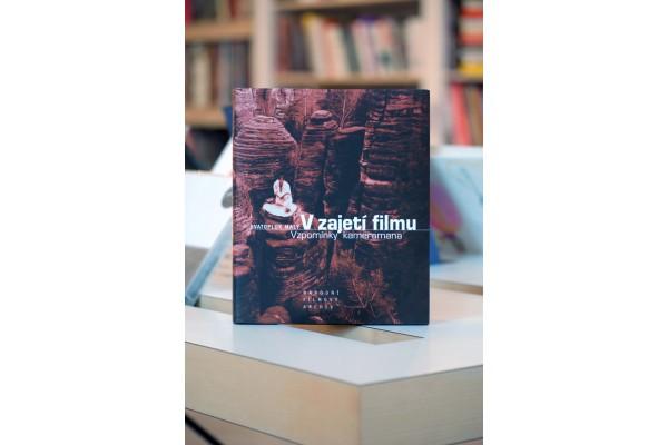 Svatopluk Malý – V zajetí filmu / Vzpomínky kameramana