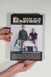 Labyrint revue 35–36 / Nový voyeurismus