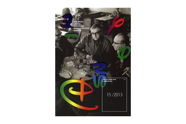 Sešit pro umění, teorii a příbuzné zóny 15/2013
