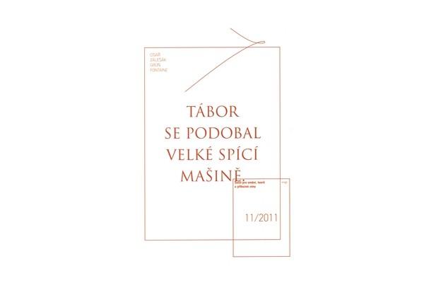 Sešit pro umění, teorii a příbuzné zóny 11/2011