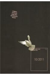 Sešit pro umění, teorii a příbuzné zóny 10/2011
