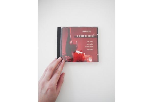 Budapastis – La bouche farmée, CD
