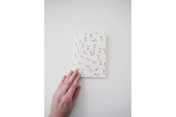 Notebook A6 – Na posedu