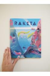 Raketa č. 3 Časopis pro děti chytrých rodičů